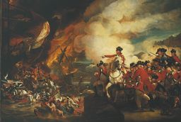 The Siege and Relief of Gibraltar, 13 September 1782